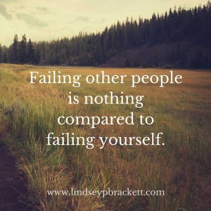 Failing Other People