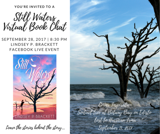 Still WatersVirtual Book Chat-2